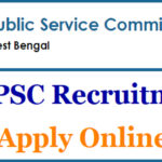 WBPSC Miscellaneous Services Recruitment 2018 | Apply Online